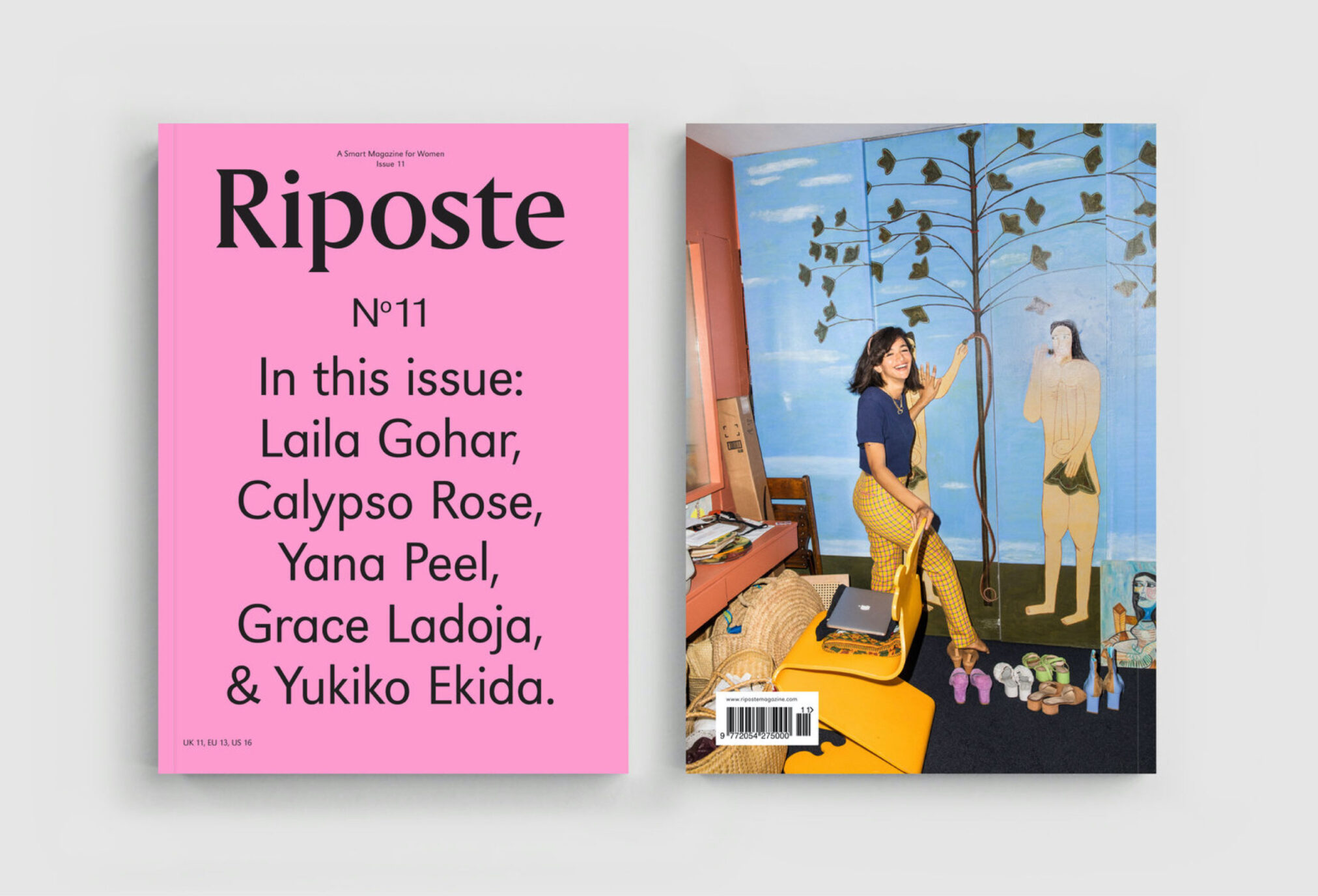 Useful tips for reducing plastic in our lives for Riposte Magazine 11