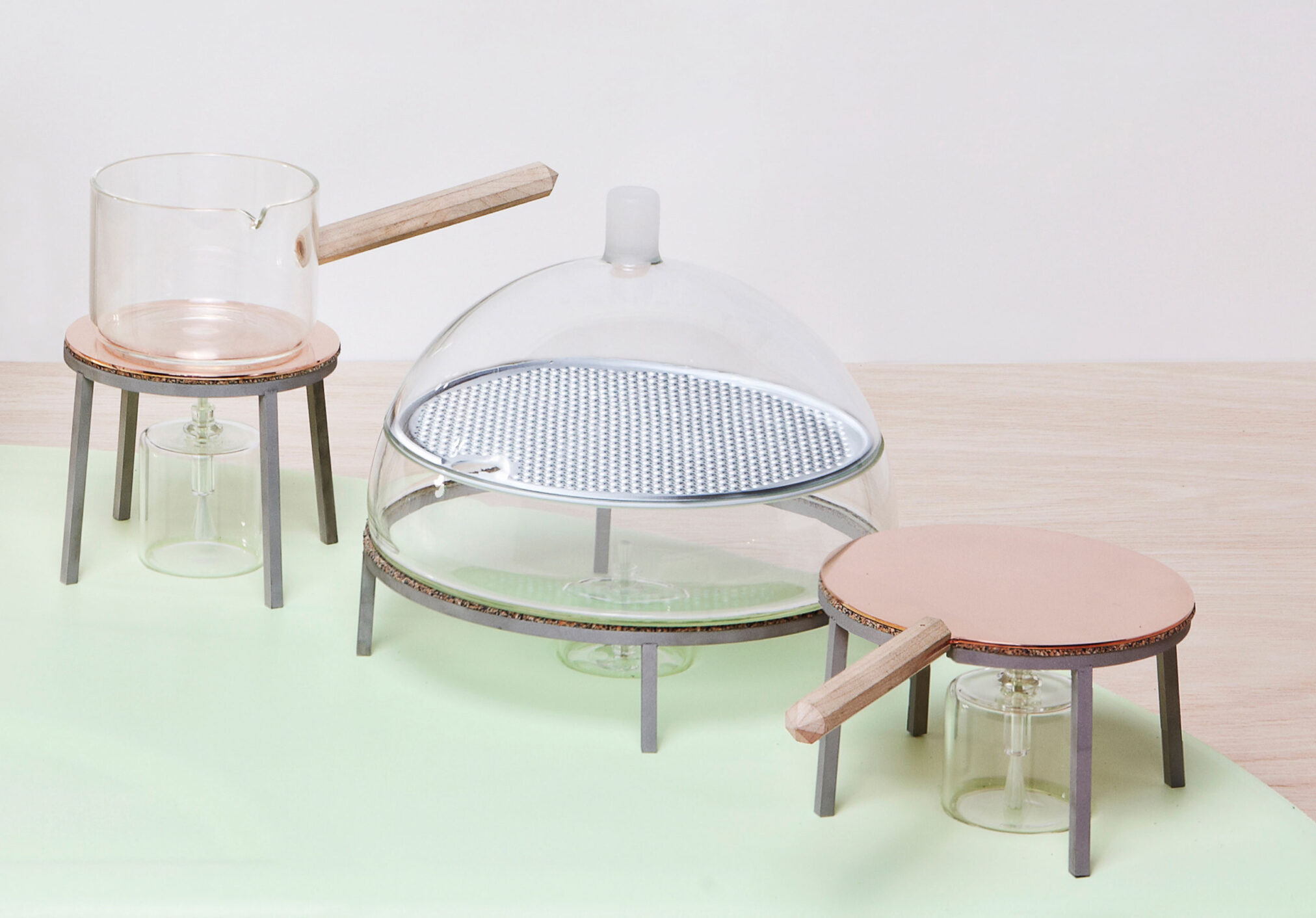 The Alchemist's Dressing Table - Heka London, sensory design studio