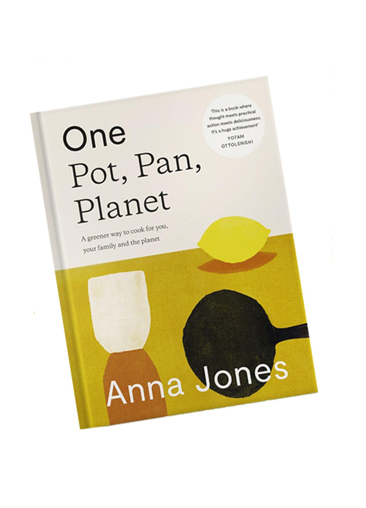 Anna Jones – One Pot, Pan, Planet